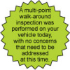 Multi-Point Inspection Labels